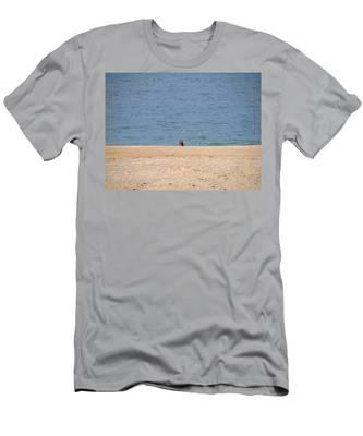 Surf Caster Men's T-Shirt (Athletic Fit)