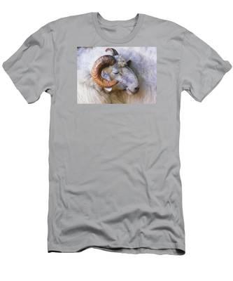 The Ram Men's T-Shirt (Athletic Fit)