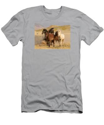 The Wild Bunch Men's T-Shirt (Athletic Fit)