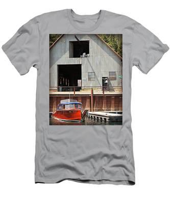 Thunderchick Men's T-Shirt (Athletic Fit)