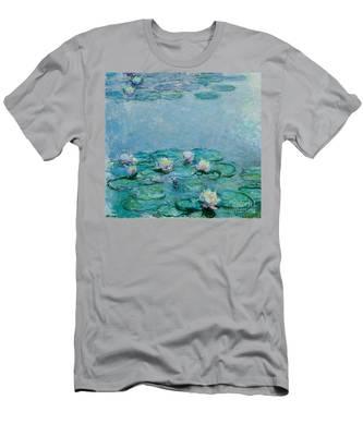 Monet Water Lilies T-Shirts