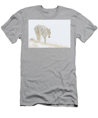 Old Man Winter Men's T-Shirt (Athletic Fit)