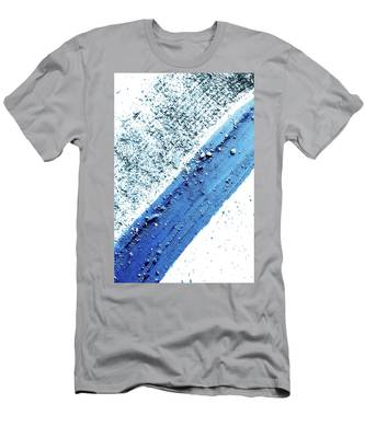 Men's T-Shirt (Athletic Fit) featuring the photograph Abstract Beauty II by Anne Leven