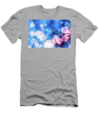 Men's T-Shirt (Athletic Fit) featuring the photograph Christmas Magic Iv by Anne Leven