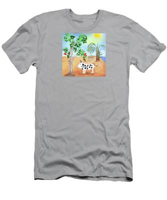 Dare To Be Different Men's T-Shirt (Athletic Fit) by Teresa Epps