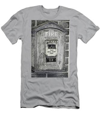 Firebox Men's T-Shirt (Athletic Fit)