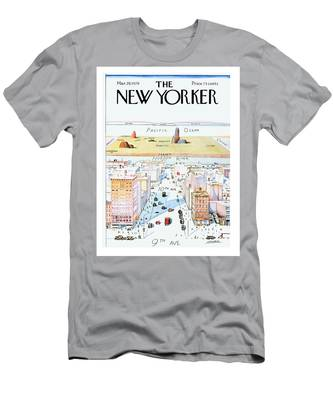 New Yorker March 29, 1976 Men's T-Shirt (Athletic Fit)
