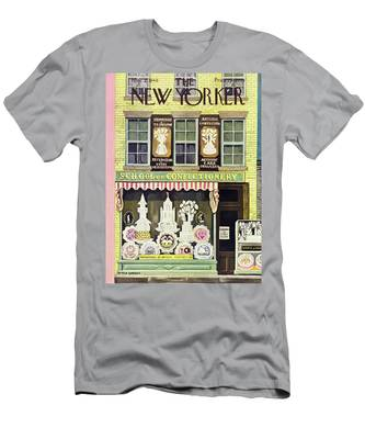 New Yorker March 2, 1946 Men's T-Shirt (Athletic Fit)
