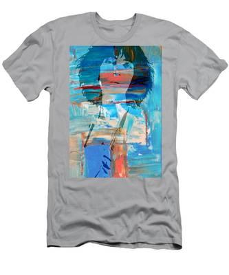 Patti Smith Men's T-Shirt (Athletic Fit)