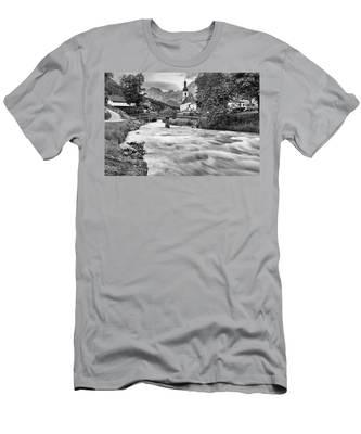 Ramsau, Bavaria Men's T-Shirt (Athletic Fit)