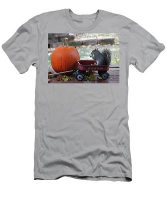 Ready To Ride My Little Red Wagon Men's T-Shirt (Athletic Fit)