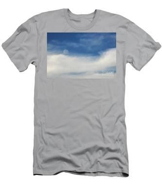 Sailing On A Cloud Men's T-Shirt (Athletic Fit)
