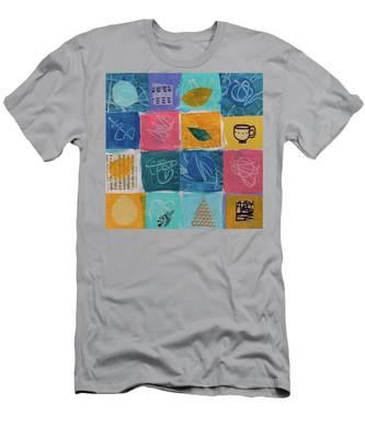 Tea Box One Men's T-Shirt (Athletic Fit)