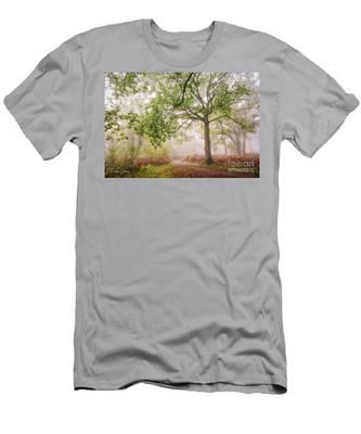 The Autumn Path Men's T-Shirt (Athletic Fit)