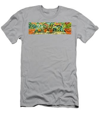 Wild Orchid Men's T-Shirt (Athletic Fit)