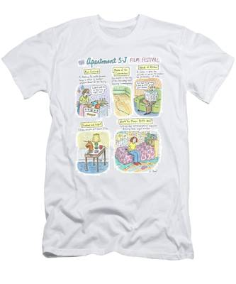 New Yorker September 18th, 2006 Men's T-Shirt (Athletic Fit)