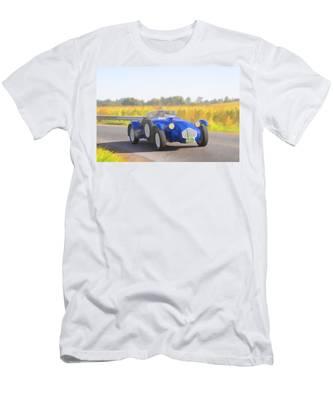1953 Allard J2x Roadster Men's T-Shirt (Athletic Fit)