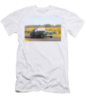 1953 Mg Td Men's T-Shirt (Athletic Fit)