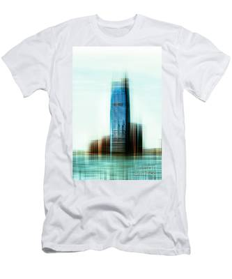 A Look To New Jersey II - Steel Men's T-Shirt (Athletic Fit)