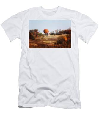 A Walk In The Meadow Men's T-Shirt (Athletic Fit)