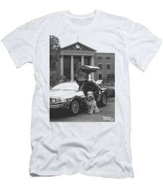 Back To The Future T-Shirts