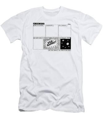 Big Bang Comix Men's T-Shirt (Athletic Fit)