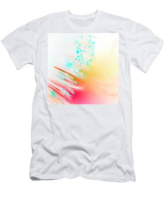 Fire And Light Men's T-Shirt (Athletic Fit)