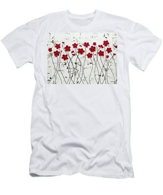 Mis Amores Men's T-Shirt (Athletic Fit)