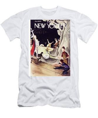New Yorker January 30 1937 Men's T-Shirt (Athletic Fit)