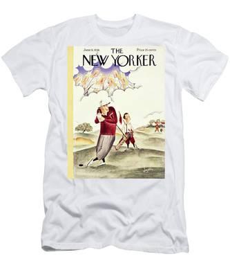 New Yorker June 6 1936 Men's T-Shirt (Athletic Fit)