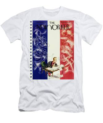 New Yorker March 13 1937 Men's T-Shirt (Athletic Fit)