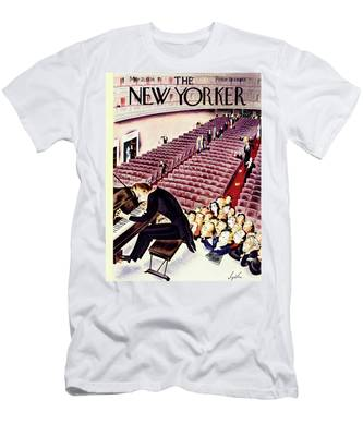 New Yorker March 21 1936 Men's T-Shirt (Athletic Fit)