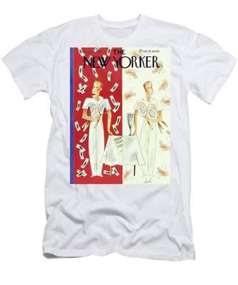 New Yorker September 7 1935 Men's T-Shirt (Athletic Fit)