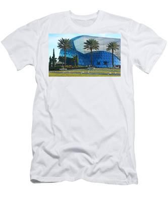 The Salvador Dali Museum Men's T-Shirt (Athletic Fit)