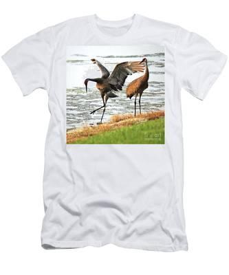 Showoff Men's T-Shirt (Athletic Fit)