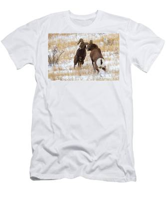The Battle For Dominance Men's T-Shirt (Athletic Fit)
