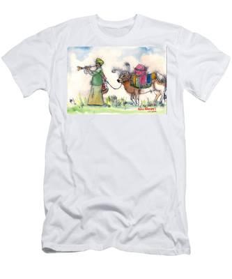 The Fortune Teller Men's T-Shirt (Athletic Fit)