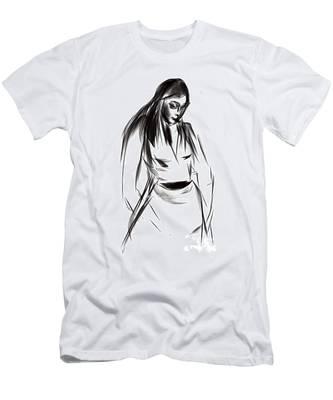The Model Men's T-Shirt (Athletic Fit)