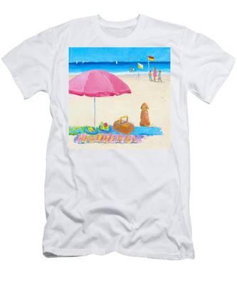 The Picnic Men's T-Shirt (Athletic Fit)