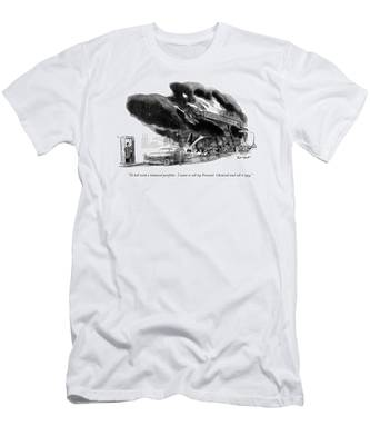 To Hell With A Balanced Portfolio. I Want Men's T-Shirt (Athletic Fit)