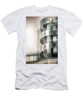 Urban Drill - Cyan Men's T-Shirt (Athletic Fit)
