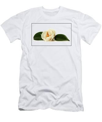 White On White Men's T-Shirt (Athletic Fit)