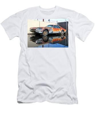 1966 Toronado In Decay  Men's T-Shirt (Athletic Fit)