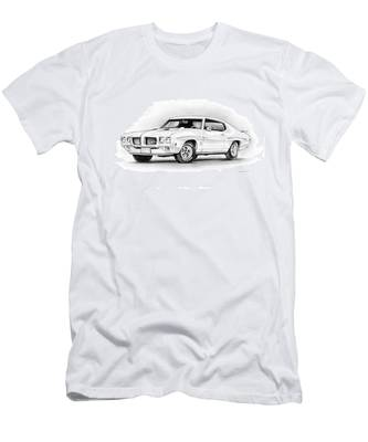 1970 Pontiac Gto Judge Men's T-Shirt (Athletic Fit)