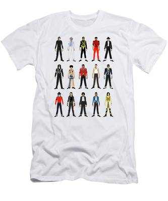 Michael Jackson King Of Pop T-Shirts