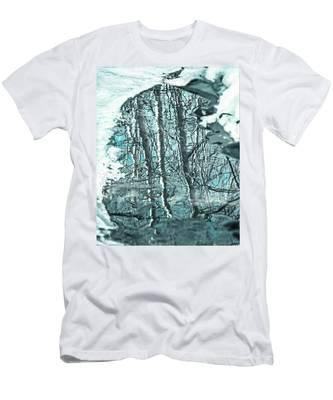 Aspen Reflection Men's T-Shirt (Athletic Fit)