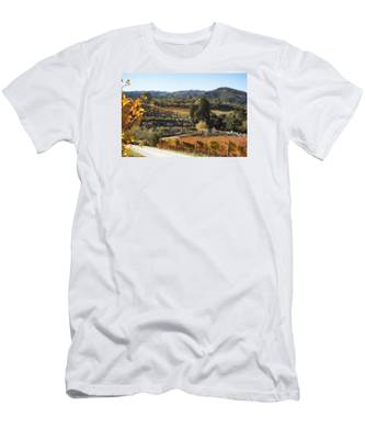 Benziger Winery Men's T-Shirt (Athletic Fit)