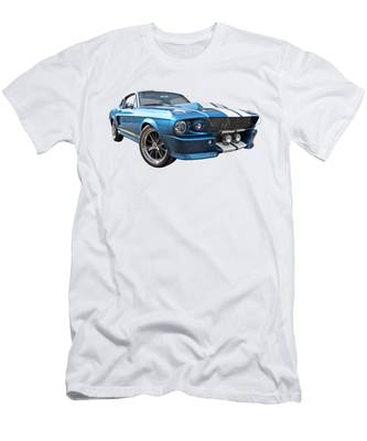 Chairman of the Ford Long Sleeve T-Shirt Mustang American Classic Muscle Car Tee