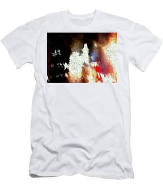 Boston Night Men's T-Shirt (Athletic Fit)
