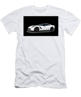 Chevrolet Corvette Z06 - 2017  Men's T-Shirt (Athletic Fit)